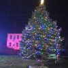 Despite Wet Weather, East Millstone Holiday Tree Lighting Goes On As Planned