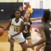 Photo Gallery: Lady Warriors Continue Winning Ways, Roll Over Watchung 75-25