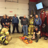 East Franklin VFD Receives Life-Saving Equipment Donation In Honor Of Kevin Apuzzio