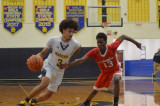 FHS Warriors Take State Tournament North Section II, Group IV First-Round Game, 44-39