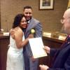 Mayor Kramer Holds 'Valentine's Day Wedding Extravaganza'