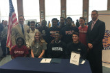 10 Franklin High School Athletes Sign Letters Of Intent