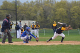 Overwhelming Offense Leads To 16-1 Warrior Win In Somerset County Baseball Tournament Opener