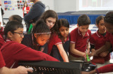 Central Jersey College Prep 4th Graders Learn About Saving Energy