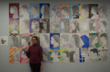 Central Jersey College Prep Displays Student Art Work