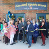 Elizabeth Avenue School Referendum Work Celebrated With Ribbon Cutting