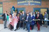 Elizabeth Avenue School Referendum Work Celebrated With Ribbon Cutting