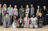 Franklin High School Winter Guard Completes Inaugural Competition Season