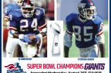 Somerset Patriots To Welcome Super Bowl XXV Champion NY Giants