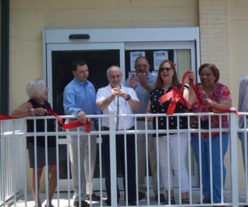 Franklin Food Bank Dedicates New Building, Unveils 'Client Choice' Program