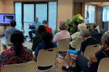 Franklin Woman's Club Funds Two Art/Music Programs  At The Quail Brook Senior Center
