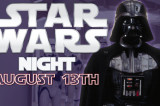 Somerset Patriots To Host Star Wars Night On August 13th