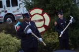 Firefighters Honor 9-11 Fallen At St. Matthias Mass