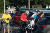 Bicyclists Gather Once Again To Ride Against Prostate Cancer