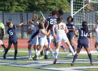 FR&A Photo Gallery: FHS Lady Warriors Soccer Falls To Watchung Hills Regional