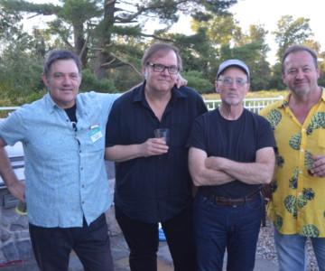 Smithereens, Marshall Crenshaw, Help Raise Money For Franklin Food Bank