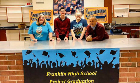 Project Graduation Fundraising Underway; Concession Volunteers Sought