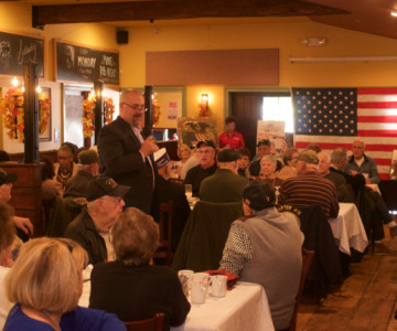 More Than 100 Attend Danielsen's Annual Veterans' Day Breakfast