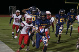 Franklin Middle School Warriors Win BCC Football Championship