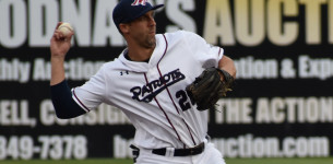 Somerset Patriots 2B Craig Massey Named To Red, White, And Blue All-Defensive Team