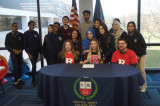 CJCP Student/FHS Athlete Signs To Play Soccer For Rutgers