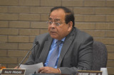 Kudos Rain On Prasad At His Last Township Council Meeting