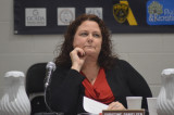 Danielsen Lauded At Last School Board Meeting