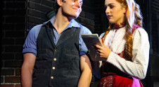 Township Native Has Starring Role In 'Newsies' Production