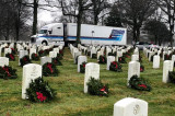 Budd Van Lines Participates In 'Wreaths Across America' Event