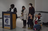 More Honors For 'Hero' Isla Glaser At School Board Meeting