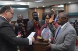 Township Council Reorganizes; Onyejiaka Named Deputy Mayor