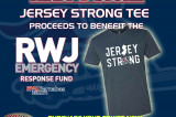 Somerset Patriots Introduce Jersey Strong Tee To Benefit RWJBarnabas Health