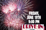 Somerset Patriots To Host Drive-In Fireworks!