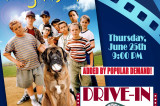 Somerset Patriots Add Drive-In Showing Of The Sandlot On Thursday, June 25th