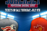 SOMERSET Professional Baseball Series Tickets Go On Sale July 9th