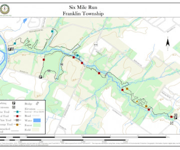 Are D&R Canal State Park, Six Mile Run On The Auction Block?