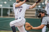 Scott Kelly Leads Patriots To 8-4 Win Over Blasters