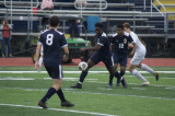 FR&A Sports Gallery: Boys' Soccer Warriors Fall To Pingry, 4-0