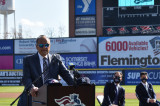 Somerset Patriots Announce New York Yankees Partnership At Ballpark Event