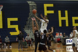 Warriors Fight, But Finally Fall To Rutgers Prep, 67-60