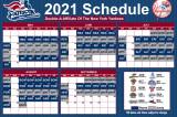 Somerset Patriots 2021 Schedule Announced