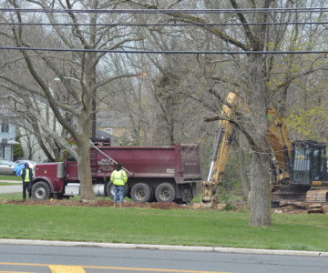 Township Fines Property Owners Who Demolished Historic Building Without Permits