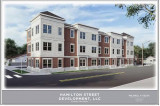 Nine-Unit Apartment Building Approved For Hamilton Street