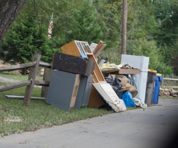 Official: Ida Debris Pickup 'Going Well'
