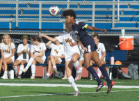 FHS Sports: Lady Warriors Soccer Edged By Watchung Hills In OT
