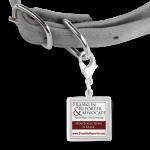 square pet tag