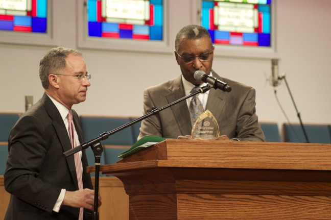 Us Attorney For Nj Receives Mlk Service Award At First Baptist Church Of Lincoln Gardens The