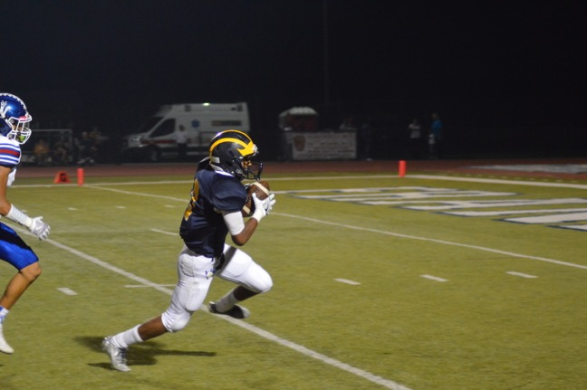 FHS Warrior Football Falls To Westfield, But Doesn't Make It