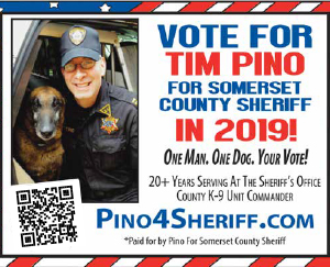Pino for Sheriff