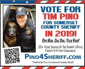 Pino for Sheriff